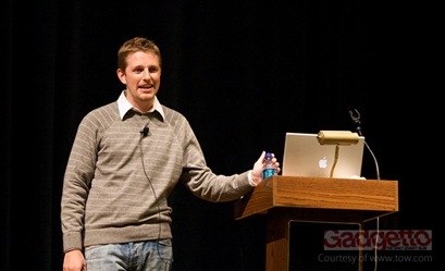 mullenweg at wordcamp